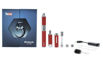Groupon Yocan Evolve 3 in 1 Submission: Discounted Accessory Options