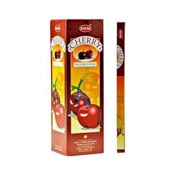 Hem Incense: Cherry: 20 Sticks