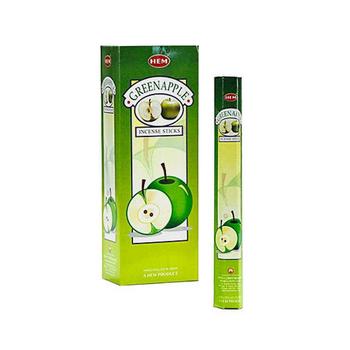 Hem Incense Sticks Green Apple