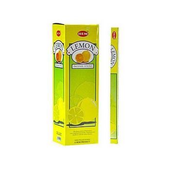 Hem Incense Sticks Lemon