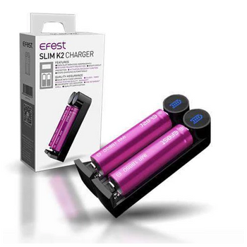 Efest K2 Slim Li-ion USB Charger