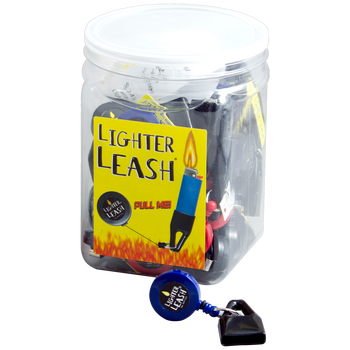 LIGHTER LEASH DELUXE - METAL