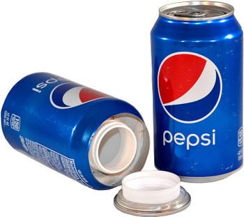 Pepsi Cola 12oz Can Safe Hidden Storage Secret Diversion Stash Fake Soda