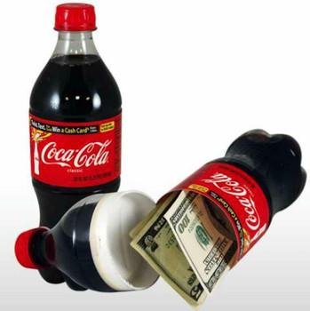 Coke Bottle Storage Hidden SAFE STASH CONTAINER