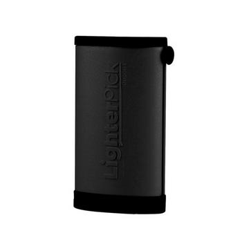 LighterPick All-In-One Waterproof Smoking Tool - Black