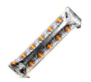 Swift Lite Large Quicklite Hookah Coals (Roll: 10 Pieces: 40 mm)