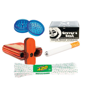 Smoker On The Go Kit