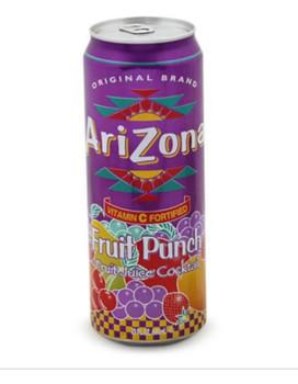 Arizona Diversion Safe Home Security Hidden Stash Can Protect Valuables - FRUIT PUNCH - 24oz