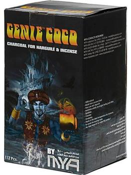 Mya Charcol Cube Genie Coco 112pcs