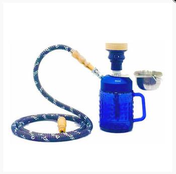 MYA JARRA-141HOOKAH - BLUE