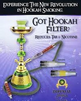 Imperial Hookah Filter
