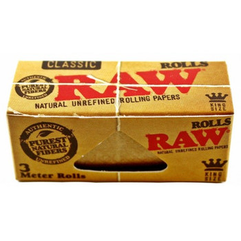 RAW Classic King Size Rolls – 3 meters
