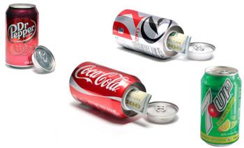 Coca-Cola Stash Can