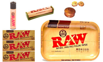 Raw Smokers Lounge Kit Intro