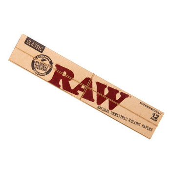 RAW SUPERNATURAL 12 INCH ROLLING PAPERS