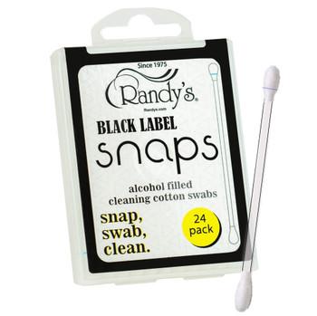 RANDYS BLACK LABLE CLEANING SWABS