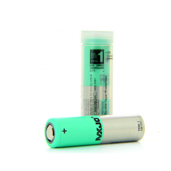 MXJO IMR 18650 3500MAH 20A BATTERY: 1 Battery