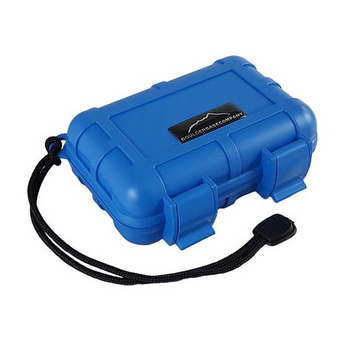 Boulder Case Co J1500 Waterproof Case Blue