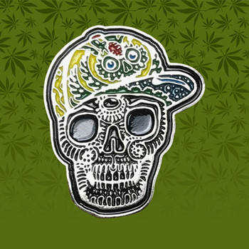 Grassroots HAT Pin