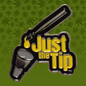 Just The Tip Hat Pin