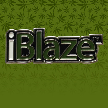 iBlaze Hat Pin