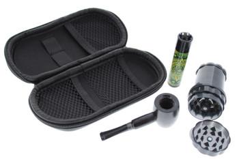 Relegated Renegades - Pipe, Grinder/Storage, Lighter, Travel Kit