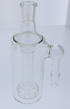 Clear Showerhead Perc 14mm Male Ash Catcher