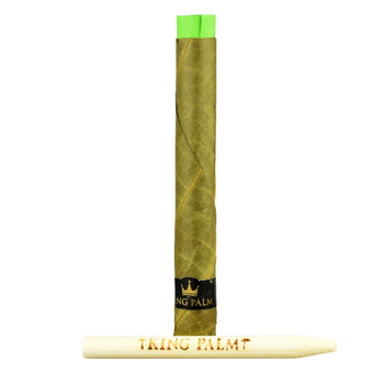 King Palm - King (2 grams) Cordia Leaf Roll in Tube