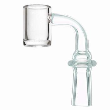 Bear Glass 10mm Female Quartz Banger 90 Degree Angle