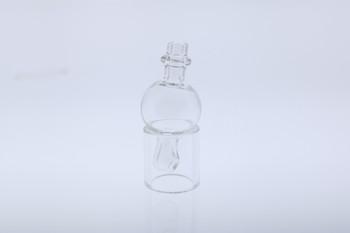 Indestructible Airflow Carb Cap Clear