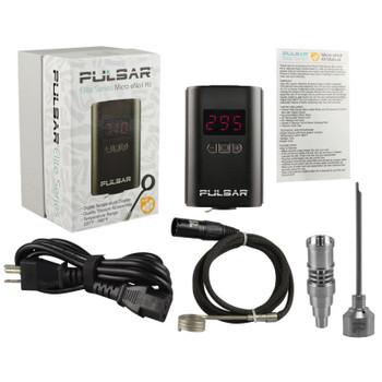 Pulsar Elite Series - Micro eNail Kit w/ Carb Cap