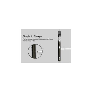 Gethi G5 Wax Vape Pen Kit by Airistech