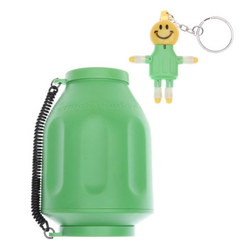 The Original SmokeBuddy Personal Air Odor Purifier Cleaner Filter with keychain - Green