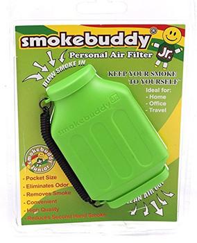 SmokeBuddy Jr Personal Smoke Air Filter - Lime Green