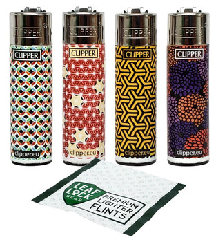 Clipper - Shorts Lighter - Japanese Geometric