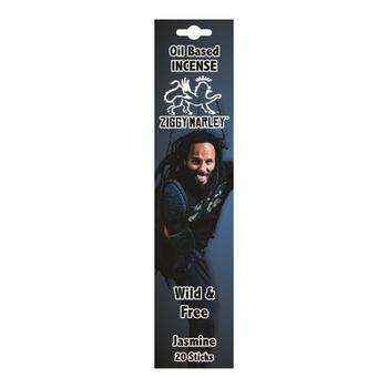 Ziggy Marley Oil Based Long Lasting Incense: Wild & Free Jasmine