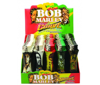Bob Marley Curve Lighter