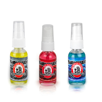 Blunt-Effects Concentrated Oil Air Freshener 1oz Bottles 3 Pack Grab Bag