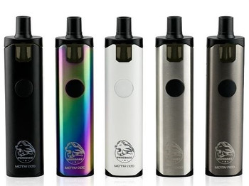 Groupon  Wismec Motiv Submission: Discounted Accessory Options