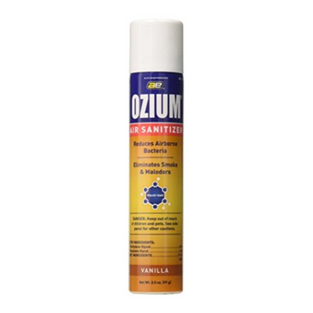OZIUM Spray, Vanilla Scent 3.5oz