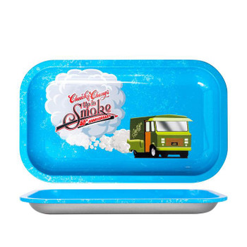 40TH ANNIVERSARY CHEECH & CHONG BLUE TRAY - Medium
