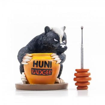 BADGER BUDDI by Huni Badger
