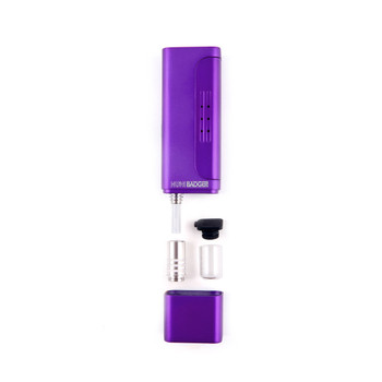 Huni Badger E-Nectar Collector Dab Pen Candy Purple