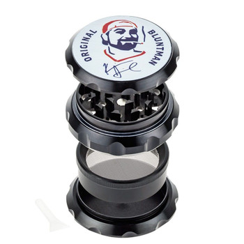 Jay and Silent Bob's 50mm Grinder - Black
