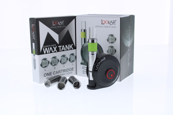 Lookah Snail Wax Concentrates Vape Kit - Black