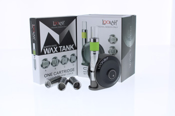 Lookah Snail Wax Concentrates Vape Kit - Gray