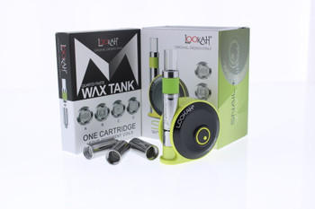 Lookah Snail Wax Concentrates Vape Kit - Yellow