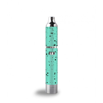 Yocan Special Edition Evolve Plus by Wulf - Teal and Black Spatter