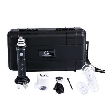 G9 Henail Plus Portable E-Nail Vaporizer - Gold