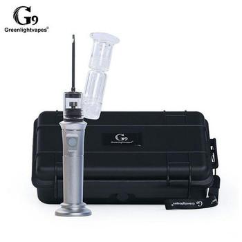 G9 Henail Plus Portable E-Nail Vaporizer - Silver